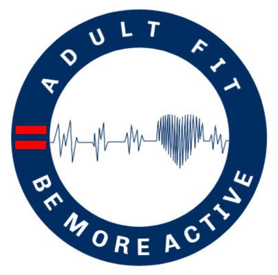 Adult Fit Be More Active logo