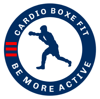 Cardio Boxe Fit Be More Active Logo