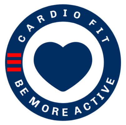 Cardio Fit Be More Active Logo