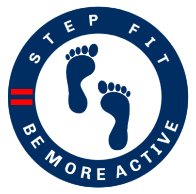 Step Fit Be More Active Logo